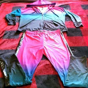 Lily Activewear Set L